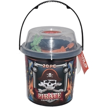 Wild Republic Adventure Buckets Pirat