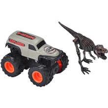 Wild Republic Mini Adventure Truck T-Rex Skeleton