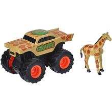 Wild Republic Mini Adventure Truck Giraff