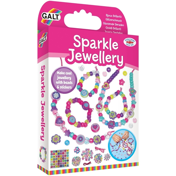 Cool Create - Sparkle Jewellery (Kuva 1 tuotteesta 3)