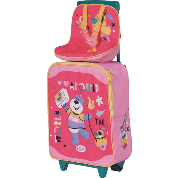 BABY born Holiday Trolley with Doll Seat (Kuva 1 tuotteesta 4)