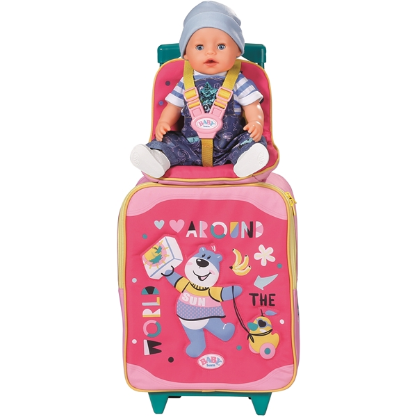 BABY born Holiday Trolley with Doll Seat (Kuva 3 tuotteesta 4)